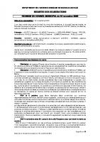 Conseil munic du 19 nov 2020